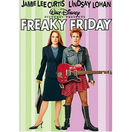 Freaky Friday (2003) (DVD) (Lack Friday Sales)