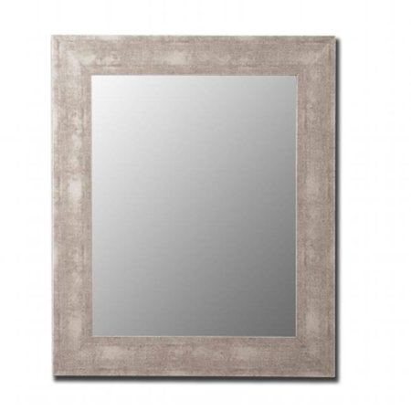 Image of 2nd Look Mirrors 2538000 18x36 Aosta Silver Mirror
