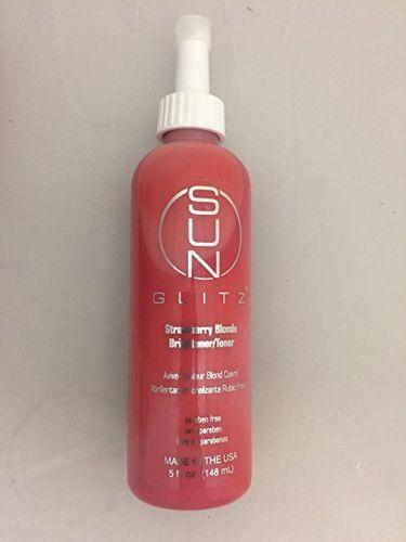 (Pack of 6) Farouk Sun Glitz Strawberry Blonde Brightener Toner 5 fl oz/148 ml