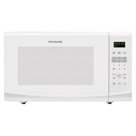 Frigidaire 2.2 Cu Ft 1200W Countertop Microwave Oven, White
