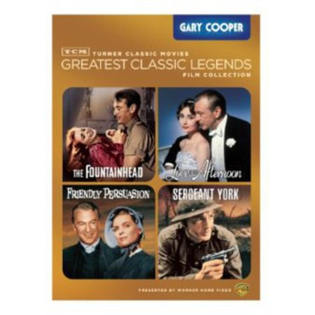 TCM Greatest Classic Legends Film Collection: Gary Cooper (DVD) ()
