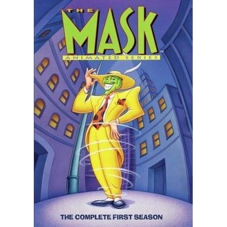 The Mask (Other)](The Shredder Mask)