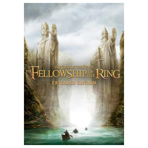The Lord of the Rings: The Fellowship of the Ring (Extended Edition) (2003)