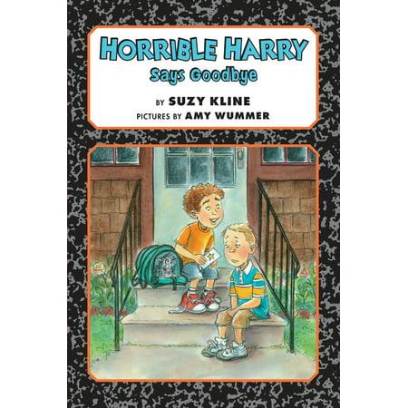 Horrible Harry Says Goodbye (Hardcover)