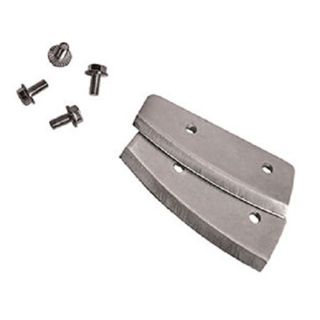 Eskimo RB6 6 Steel Replacement Hand Auger Blades W Mounting Hardware