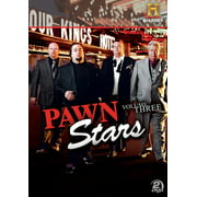 Pawn Stars: Season 3 by ARTS AND ENTERTAINMENT NETWORK