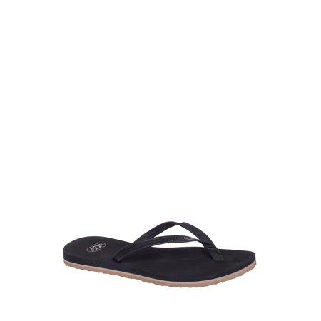 b79267fc400 Ugg Australia Magnolia Women US 5 Black Flip Flop Sandal