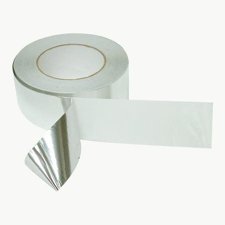 JVCC AF20 Aluminum Foil Tape: 2 in. x 50 yds. (Silver) Alum Foil Tape