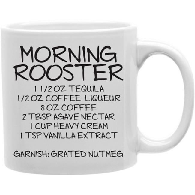 Imaginarium Goods CMG11-IGC-ROOSTER Morning Rooster 11 oz Ceramic Coffee Mug