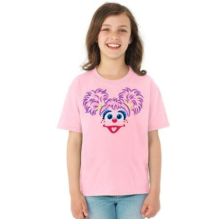Sesame Street Abby Cadabby Youth T-Shirt Street Youth T-shirt