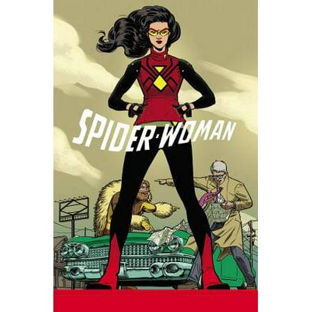 Spider-Woman: Shifting Gears Vol. 2 : Civil War II (Civil War Gear)