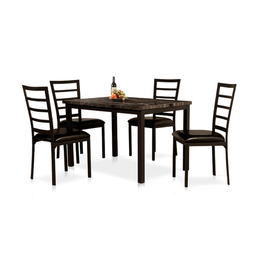 Wildon Home 5 Piece Dining Room Set by Windward Furniture