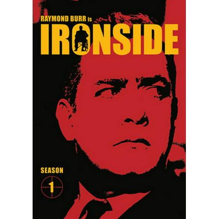 Ironside: Season 1 (DVD) - Harry Dunne