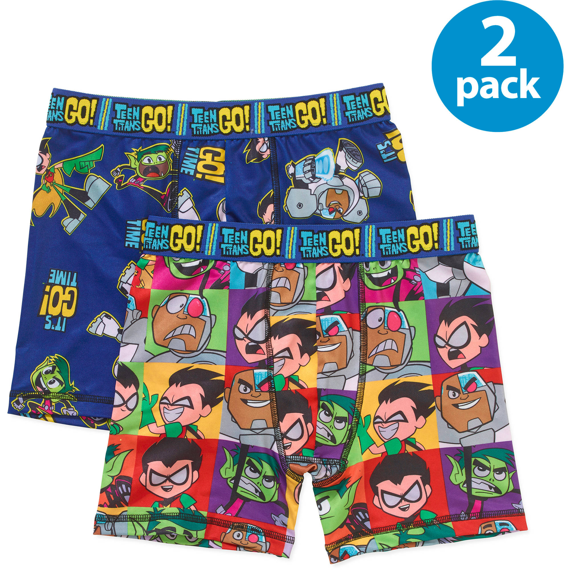 Boys Boxer Brief 2-Pack