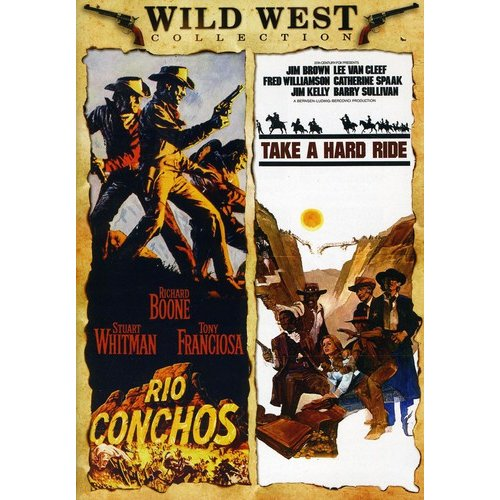 Wild West Collection: Rio Conchos / Take A Hard Ride (Anamorphic Widescreen)