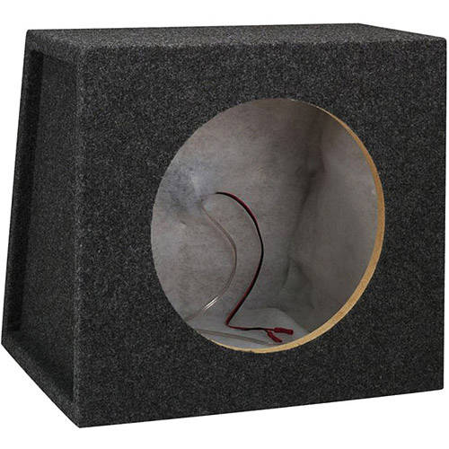 "Scosche 12"" Subwoofer Enclosure"