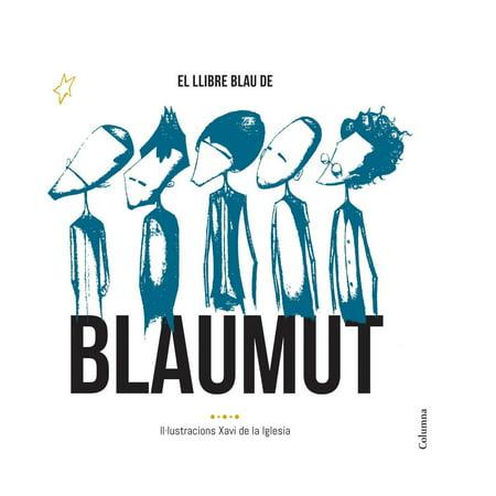 El llibre blau de Blaumut - eBook (Blau Grau Grün)