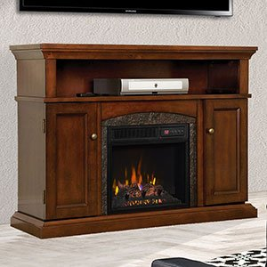 ChimneyFree Lynwood Electric Fireplace Entertainment Cent...