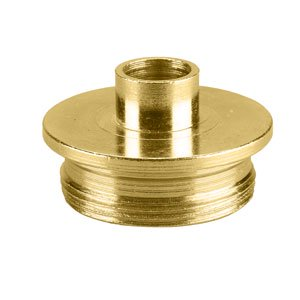 Superior Electric SE3033 Brass Router Template Guide I.D. 13/32 Inch O.D. 1/2 Inch Replaces Porter Cable 42033