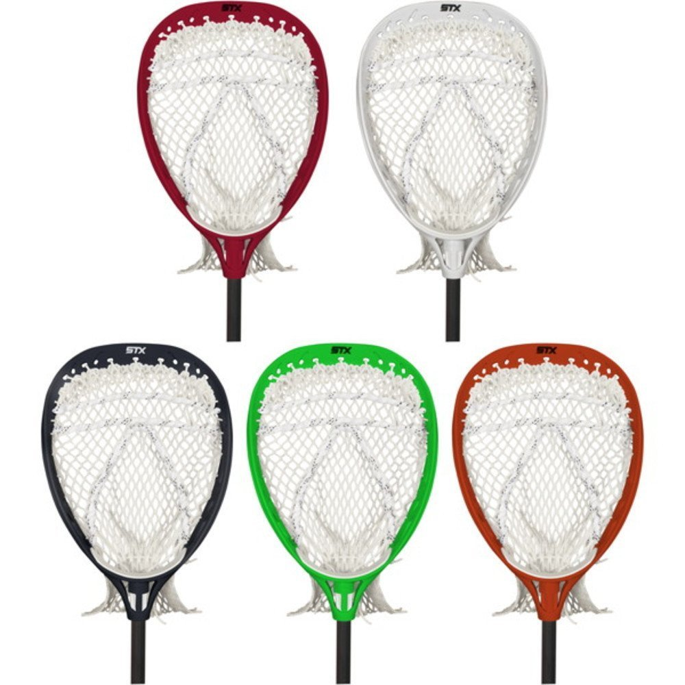 Mini Eclipse Lacrosse Goalie Stick, Ball Eclipse Strung Port 30Inch MiniPower2 Full Unstrung Goal Super STX Performall Pack Sports Head Player bundled in.., By STX