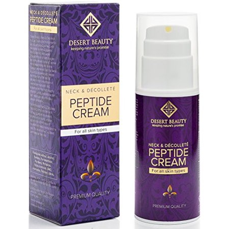 Beauty Stems - Anti Aging Neck Firming & lifting Cream w/ Stem cell & Collagen by Desert Beauty