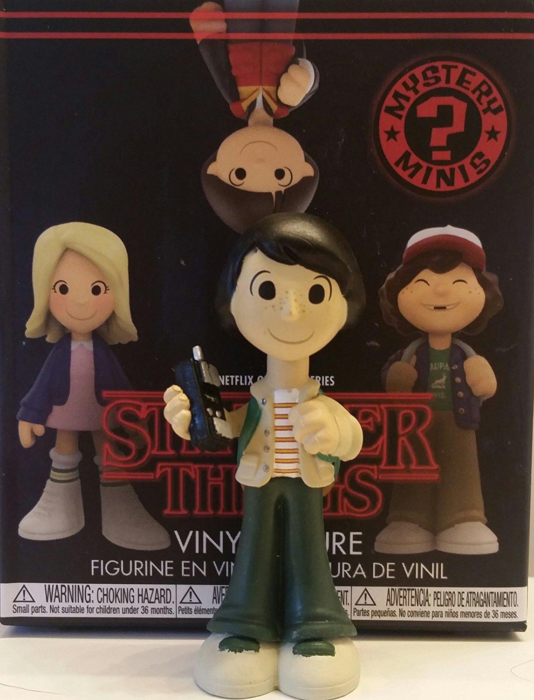 Mike Wheeler Stranger Things Funko Mystery Mini Vinyl Figure Netfilx