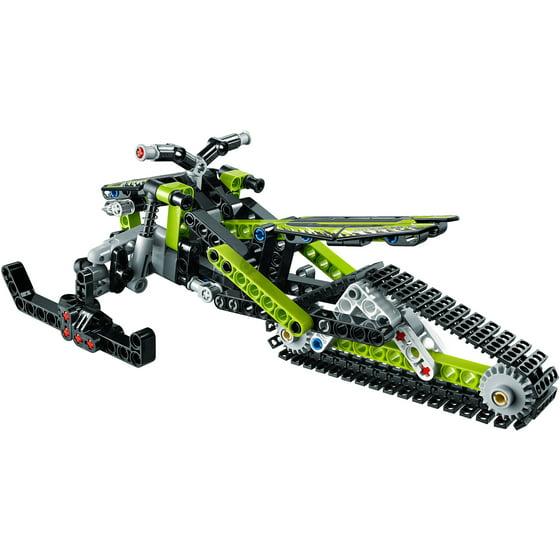 Lego Technic Snowmobile Walmart
