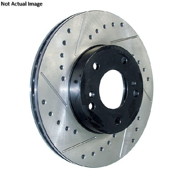 Rides2Racers StopTech Sport Drilled/Slotted Disc 2002-2006