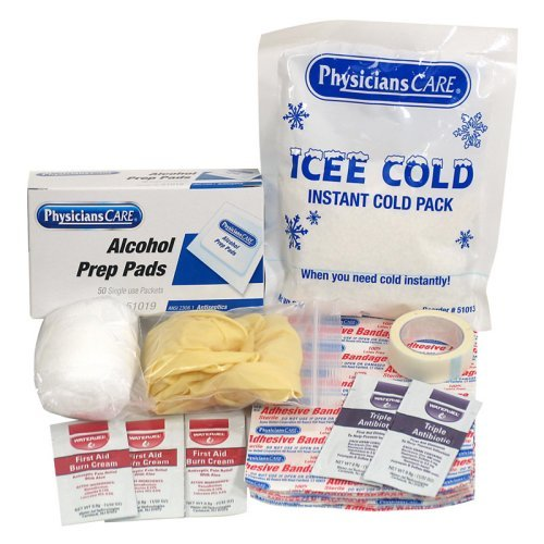 Physicians Care Refill For Home and Office First Aid Kit
