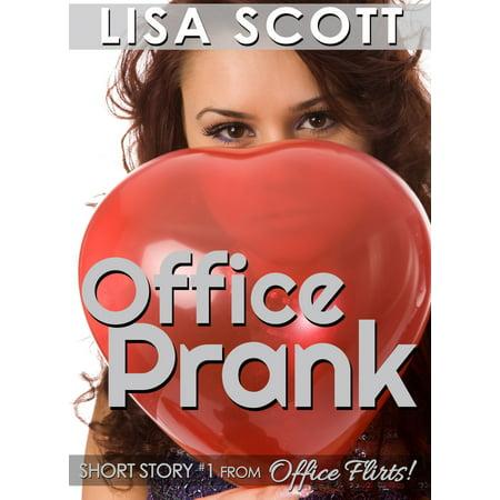 Office Prank (short story #1 from Office Flirts!) - - Good Halloween Office Pranks