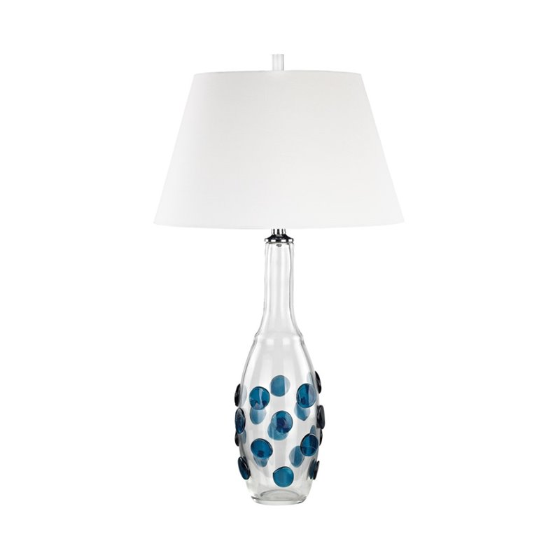 Dimond Lighting Confiserie Table Lamp in Blue