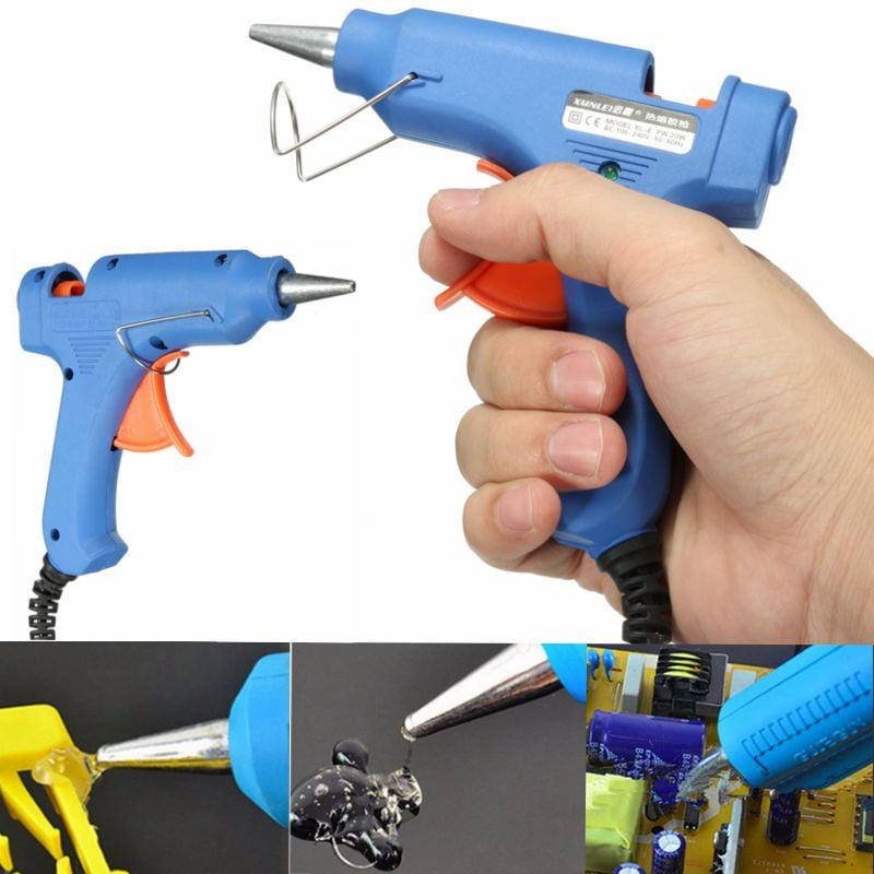 20W Professional Trigger Electric Mini Hot Melt Glue Gun For Hobby Craft Art Mini DIY by