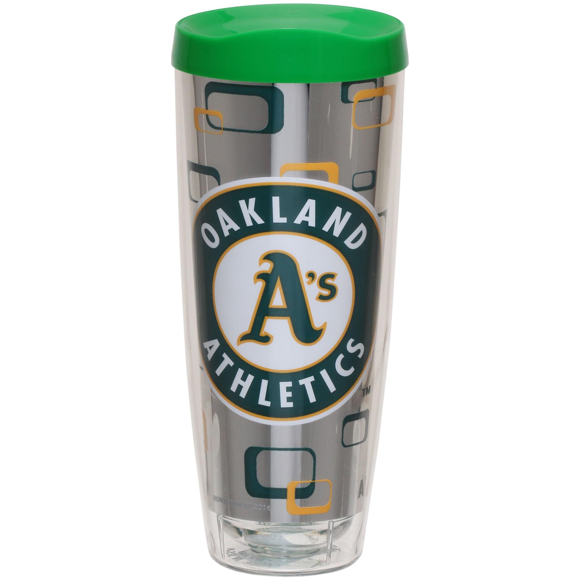 Oakland Athletics 26oz. Tritan Foil Wrap Tumbler - No Size