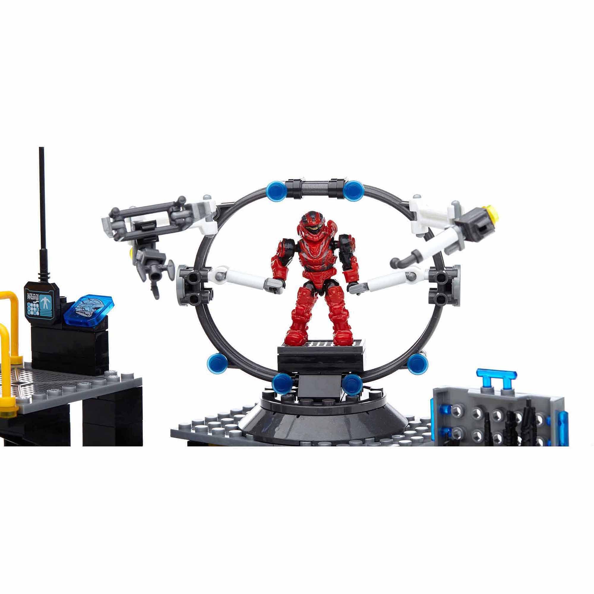 Mega Bloks Halo UNSC Infinity Armor Bay by