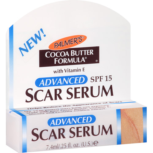 Palmer's Cocoa Butter Formula Advanced Scar Serum, SPF, 15, 0.25 fl oz