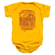 Jefferson Airplane Group Photo Unisex Baby Snapsuit
