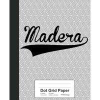 Dot Grid Paper : MADERA Notebook
