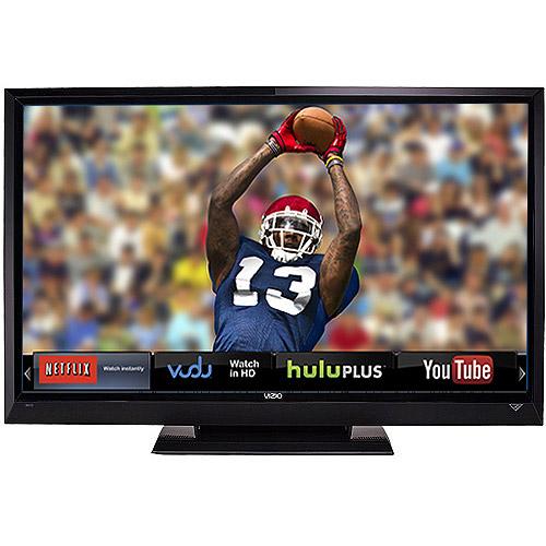 """Vizio 55"""" Class LCD 1080p 120Hz refresh rate HDTV, E552VLE"""