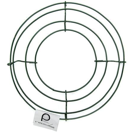 wire wreath frame 8 - Wire Wreath Frames