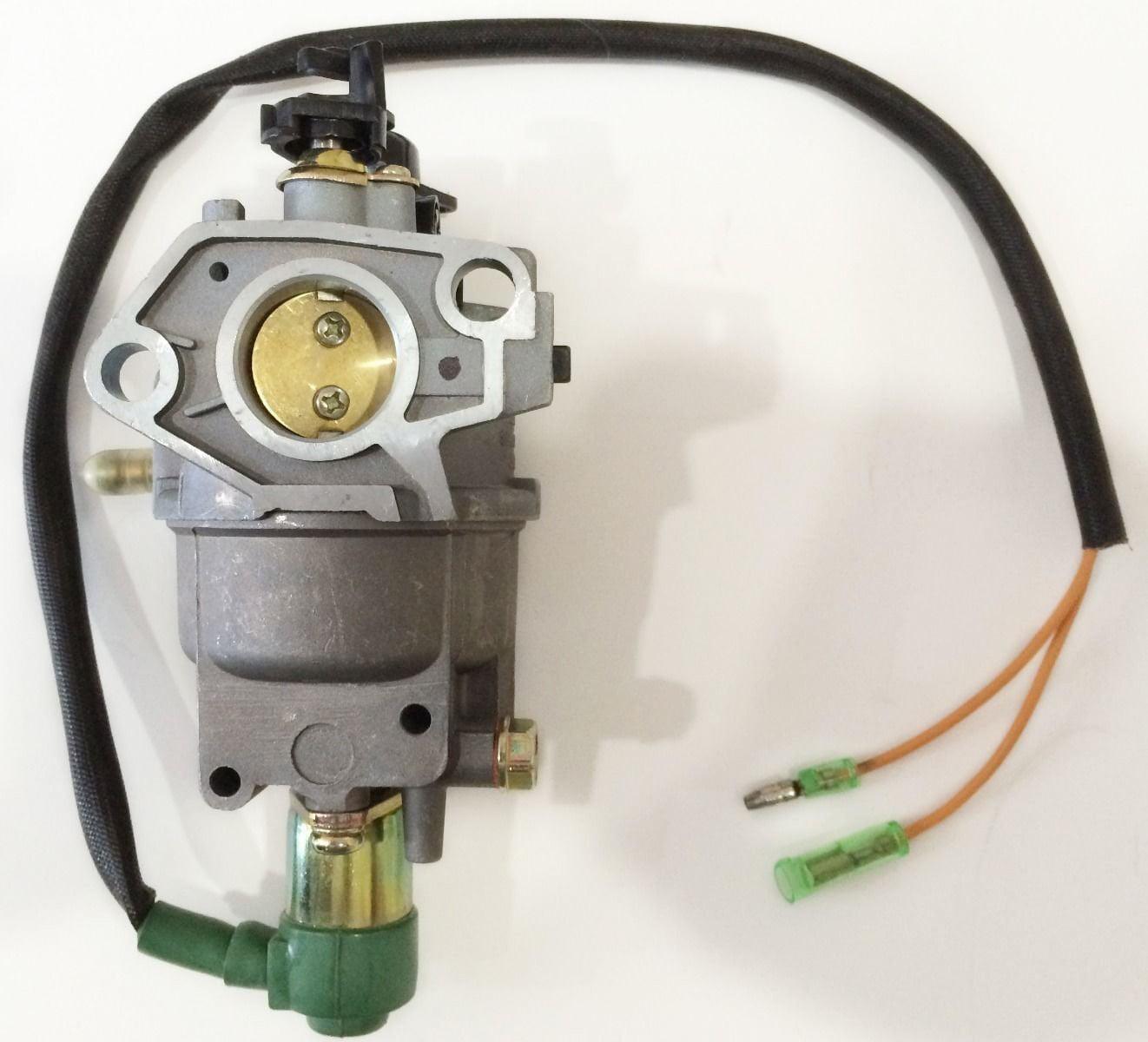 Fits All Power America Steele Gentron JF420-I-04B Generator Carburetor  Assembly - Walmart.com