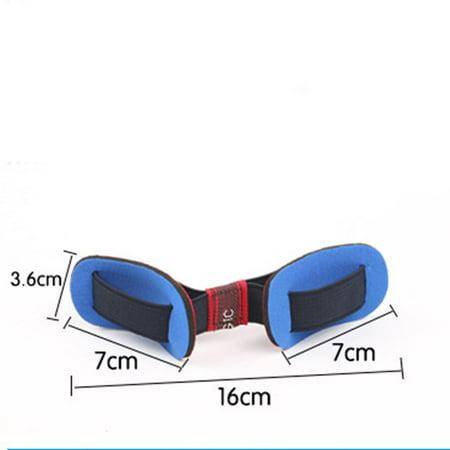 A Pair/Set Comfortable Soft Bunion Protector Toe Toe Separating Toe Separators - image 5 de 7