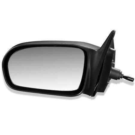 For 2001 To 2005 Honda Civic 4 -Door OE Style Manual Driver / Left Side View Door Mirror Replacement 76250S5DA01
