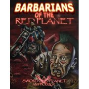 Barbarians of the Red Planet - eBook