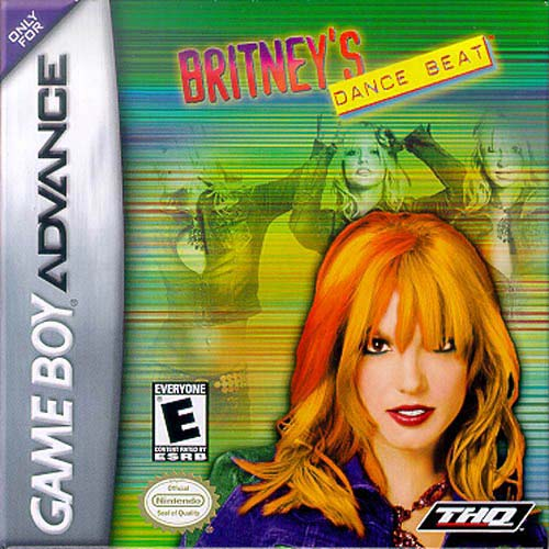 Britneys Dance Beat GBA (Best Gta Games For Android)