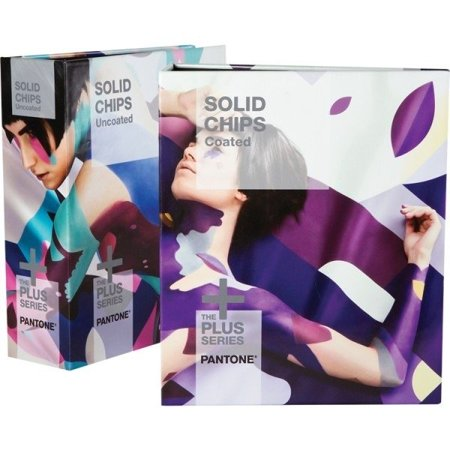 Pantone Solid Chips Coated & Uncoated (GP1606N)