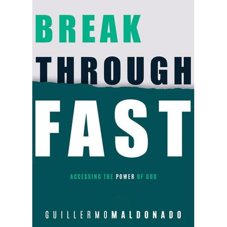 Breakthrough Fast - eBook