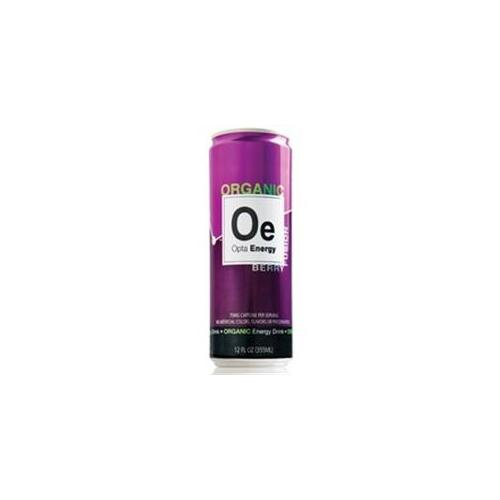 Opta Energy Berry Fusion 12 Oz -Pack of 12