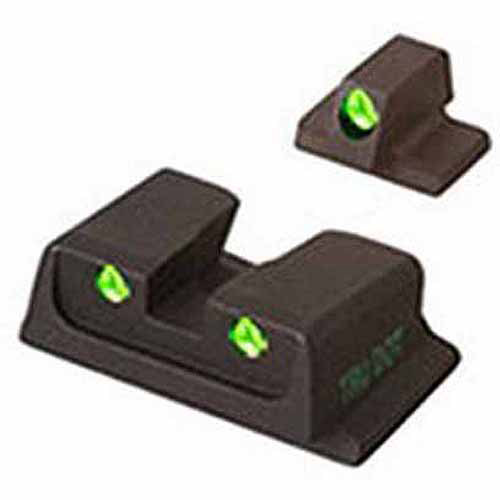 Mako Group S&W Tru-Dot Sights, M&P F/S Comp and Sub-Comp Fixed Set