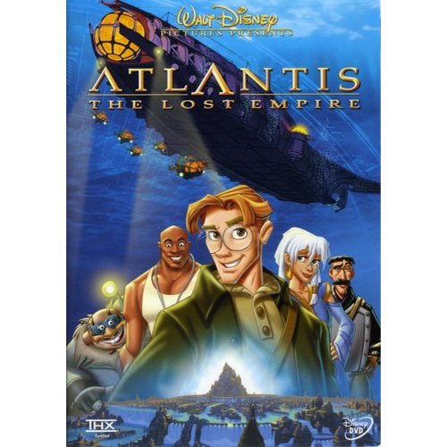 Atlantis: The Lost Empire (Full Frame, Widescreen)