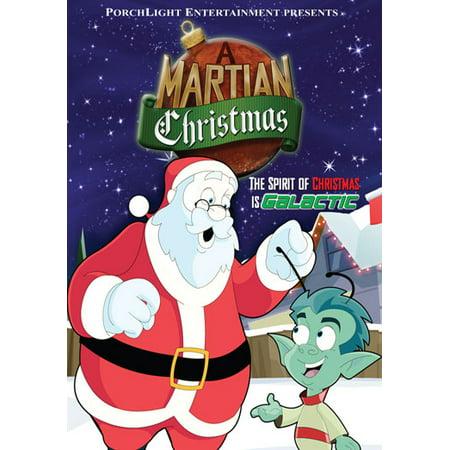 Koch International Martian Christmas  Dvd Ff 2008